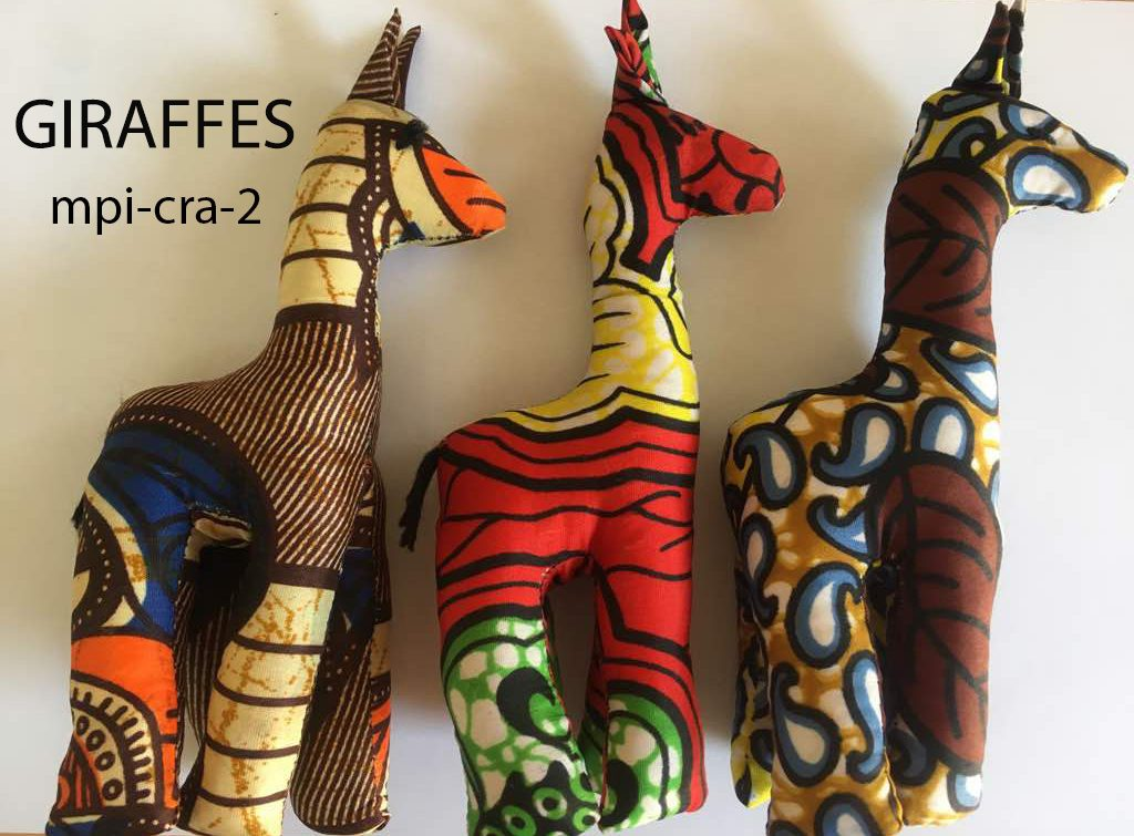 Giraffes (mpi-cra-2)