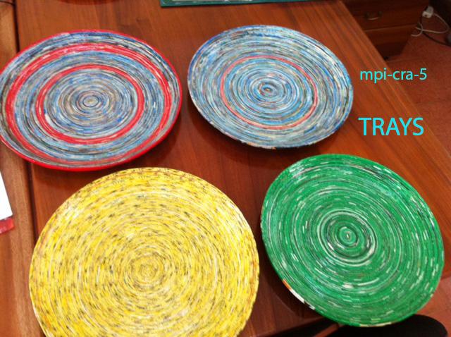 Trays (mpi-cra-5)