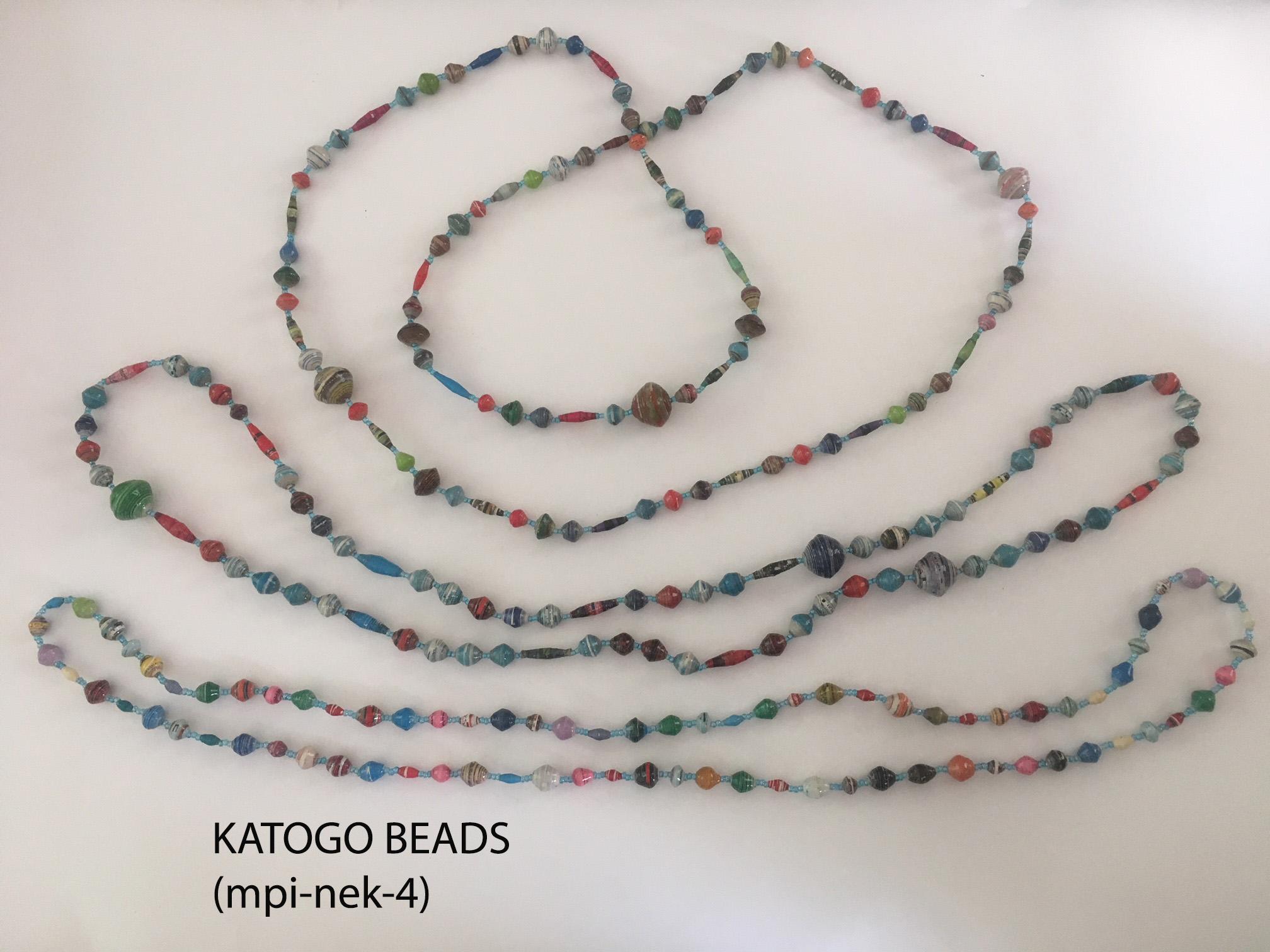 Katogo Beads (mpi-nek-4)