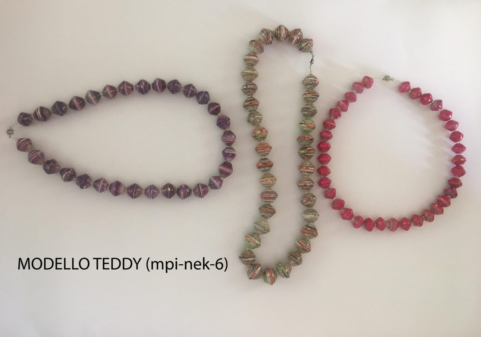 Modello Teddy (mpi-nek-6)