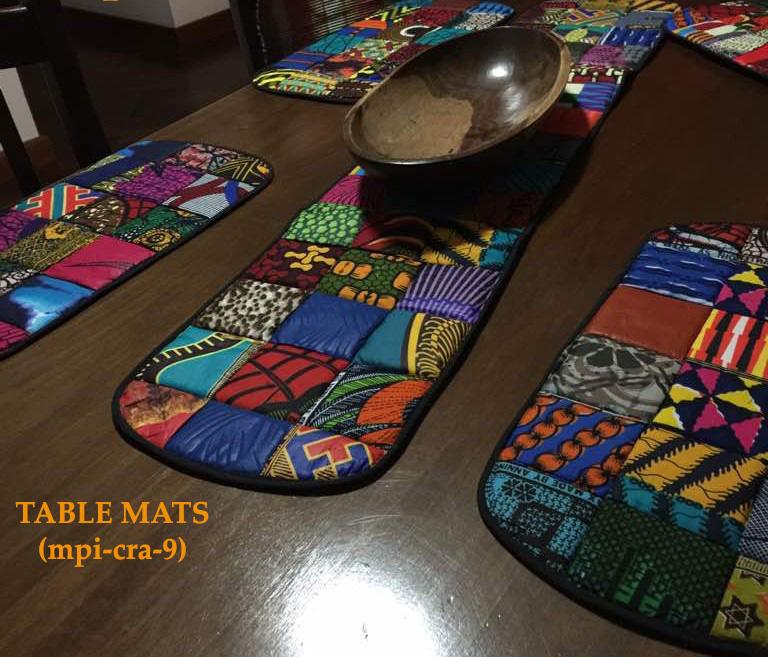 TABLE MATS (mpi-cra-9)