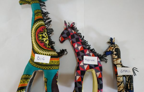 Giraffes (mpi-cra 1-3)
