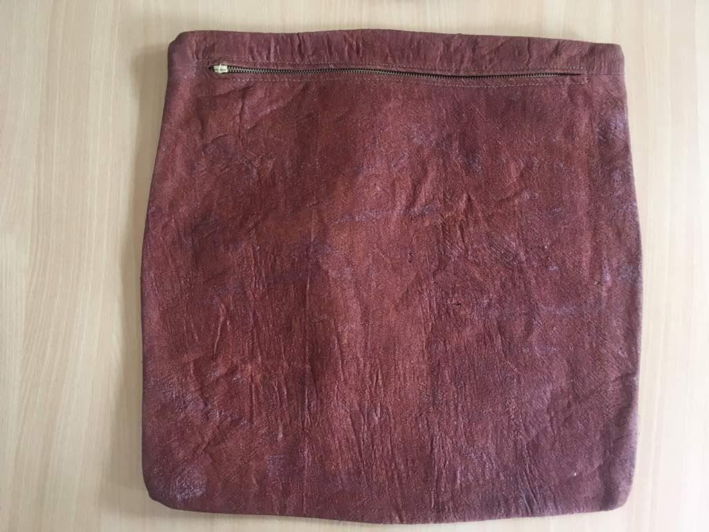 Mutuba Cushion Cover (mpi-bark-4)
