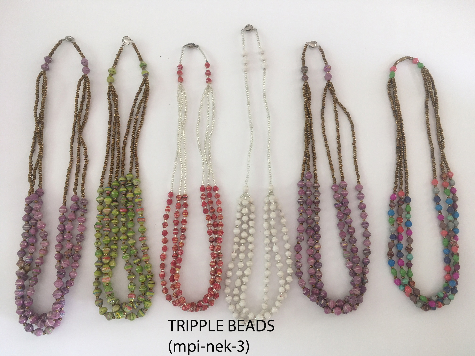 Tripple Beads (mpi-nek-3)